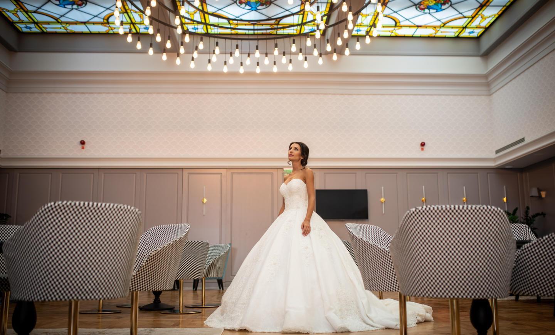 Wedding in Astor Garden Hotel